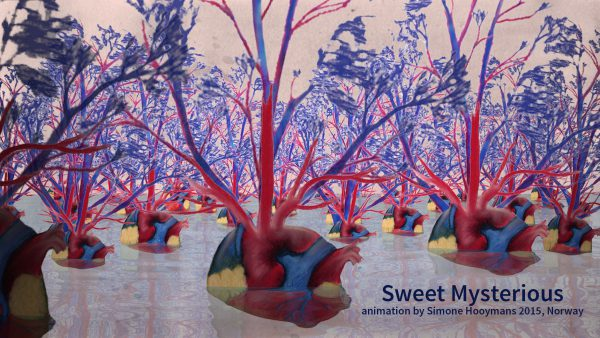Sweet Mysterious-poster